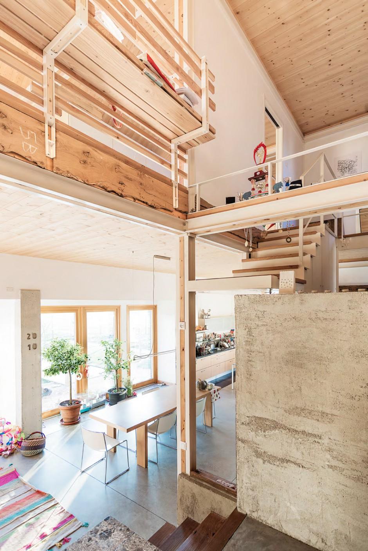 Casa bioclimatica varese creaton italia for Progettazione casa generatore