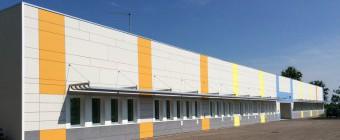 Istituto Scolastico in EQUITONE Tectiva e Pictura
