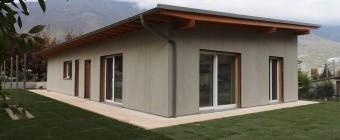 Villa in EQUITONE [materia] ad Andalo Valtellino (SO)