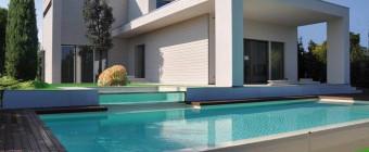 Casa con piscina Lago di Garda