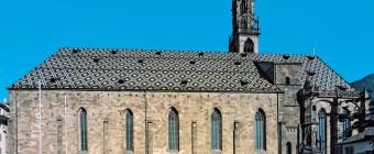 """Duomo di Bolzano - Code di castoro """"Noblesse"""""""