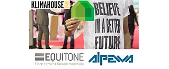 EQUITONE con Alpewa a Klimahouse 2018