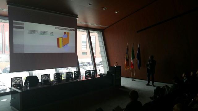 A lezione di facciate Ventilate con Creaton Italia