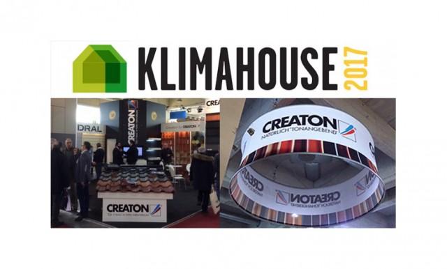 Creaton Italia a Klimahouse 2017