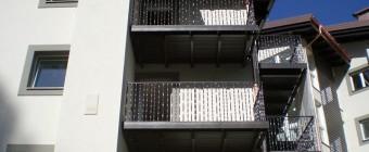 Cedral come non lo avete mai visto prima: rivestimento balconi!