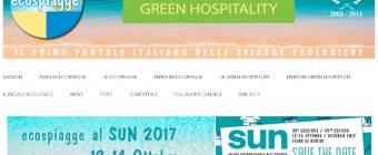 Cedral partner di Ecospiagge al Sun di Rimini 2017
