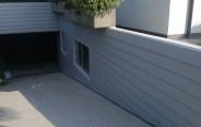 Lastre di grande qualità per rivestimenti di facciata Cedral. Esempio di applicazione in un edificio di nuova costruzione.